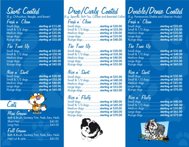 dog breeders business plan template